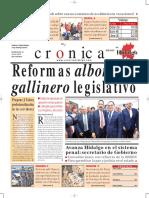 Reformas alborotangallinerolegislativo