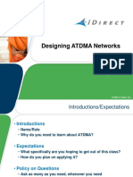 13 Designing ATDMA Networks 2018-04-20