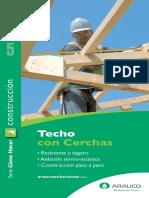 Construcción cerchas de madera
