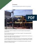 Acqua Mundo – Aquario Do Guaruja SP