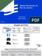 Apresentação Fórum Alerj - Ações Para Desenvolvimento Do RJ