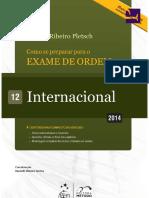 coleção exame oab vol 12 - Direito Internacional 2014.pdf