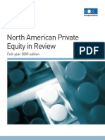 North America PE in Review FY 2009