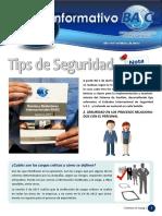 Boletín Informativo Basc Antioquia Mayo 2019
