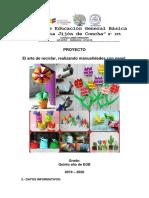 Proyecto de Empresa de Reciclaje - Amada Vera - Copia