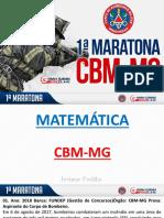 Josimar_Padilha_1_Maratona_CBM_MG_Matematica.pdf
