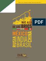 Indice de Competitividad Internacional 2011