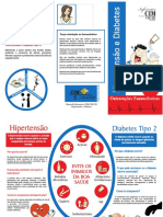 Folder Hipertensao e Diabetes