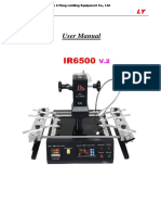 IR6500 v.2 Manual English