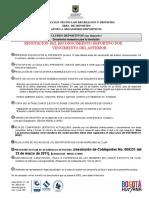 Requisitos para Renovacion de Reconocimiento.doc