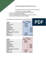 Guía 3 - Ejercicios de Consolidación de Estados Financieros