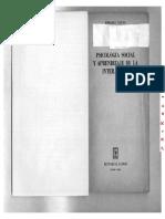 02 La Psicologia Social y Aprendizaje de la Interaccion.pdf