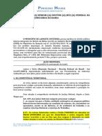 2016.05.03 - AO - Limitação Parcelamento Simplificado - Lafaiete Coutinho (BA)