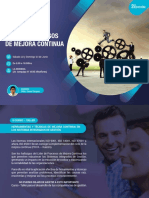 Brochure II Curso Herramientas y Técnicas de Mejora Continua Para Sig