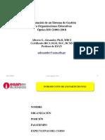 Curso Analisis e Interpretacion ISO 21001-2018 ESAN Alumnos-2