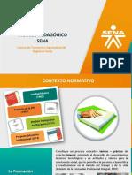 Presentación Modelo Pedagógico SENA