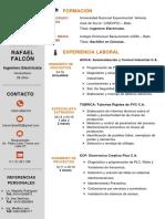 CV Ing.rafael Falcón