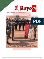 Revista - El Rayo No. 6