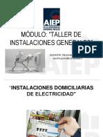 Unidad III Instalaciones Electricas (1)