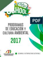 Lineamientos de Educacion Ambiental