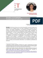 Posverdad y Crisis de la Legimitidad - Ana Galdamez