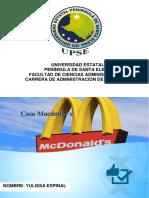 Caso Macdonaldss