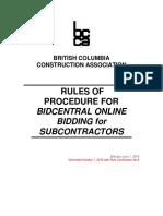 BOBS Rules of Procedures - Oct 1, 2016