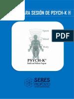 FORMATO SESION PSYCH-K
