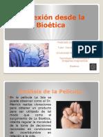 Reflexion Desde La Bioetica
