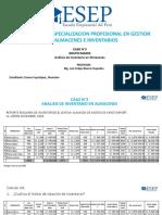 ALMACEN E INVENTARIOS CASO N3