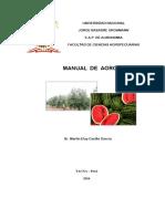 Manual Agrotecnia 2016