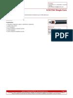 Nexans Olex Data Sheet-11kv Single Core