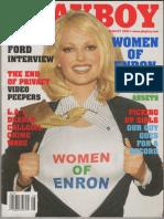 [Enron] Playboy Magazine Special - Women of Enron - 2002