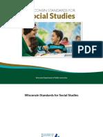 2018 WI Social Studies Standards