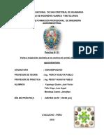 INFORME DE AGROENP. N°01