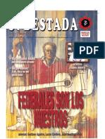 Revista Sudestada N°26 - Órgano del Peronismo Militante.