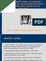 Presentacion Ley 30364