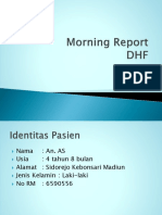 Morning Report Dengue Fever