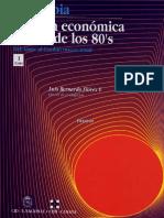 H Colombia Gestion Economica Estatal de Los 80s Tomo1 1994