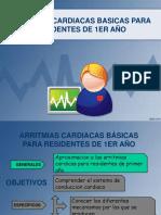 arritmiasbasicaspararesidentesde1erao-140610050109-phpapp02.ppt