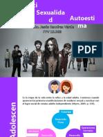 Adolescencia Sexualidad y Autoestima