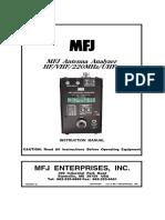 MFJ-266C