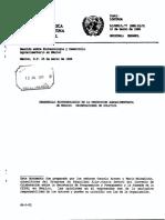 biotecno cepal 1988