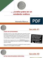 5 secretos para ser un vendedor exitoso