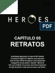 Heroes HQ 05 Retratos www brazilseries xpgplus com br