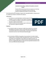 A4 Fuentes de Financiamineto de Corto Plazo Credito de Proveedores y Linea de Credito