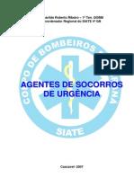 MANUAL DE EMERGÊNCIAS CORPO DE BOMBEIROS
