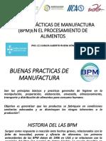 Buenas Prácticas de Manufactura Bpm en El Procesamiento de Alimentos Carlos Alberto Rueda