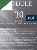 Rizal Module 10 Jc