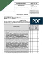 F-doc-057 Autoevaluacion Docente Catedra